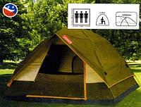Кемпинговая палатка 3х-местная Coleman 6319