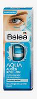 """Balea Aqua Augen Roll-On - """"Аква"""" крем-гель от отечности под глазами 15 мл"""