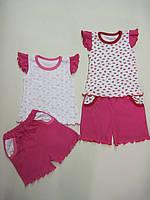 Летняя пижама для девочки Лада Размер 86 - 116 см