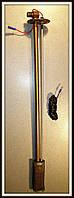 Подогреватель дизельного топлива  ЭПДТ 150-С (топливозаборник в сборе) КАМАЗ 500л. без обратки