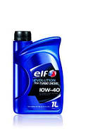 Моторное масло ELF 10W40 TURBO DIESEL EVOLUTION 700 (API CF/SL , ACEA B3/B4) 1L полусинтетика для дизеля