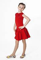 Платье рейтинговое (бейсик) PR763203 Цветок