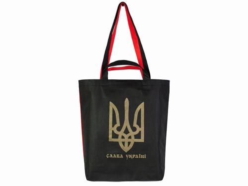 Хозяйственная сумка Трезуб