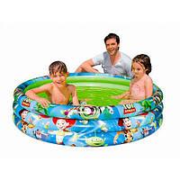 """Intex 57446 (168-40 см.) Детский надувной бассейн """"История Игрушек"""""""
