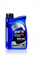 Моторное масло ELF 5W40 EVOLUTION 900 SXR ( ACEA A3/B4 , API SN/CF, RENAULT RN0700/RN0710) 1L синтетика