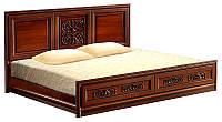 Ліжко двоспальне Тоскана / Toskana Скай / Кровать двуспальная Тоскана