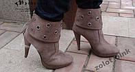 Симпатичные ботинки осень-весна размер 38, 39