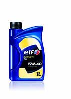 Моторное масло ELF 15W40 SPORTI TXI (ACEA A2/B2, API SL/CF) 1L минеральное