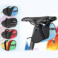 Подседельная велосипедная сумка для велосипеда (велосумка под седло)