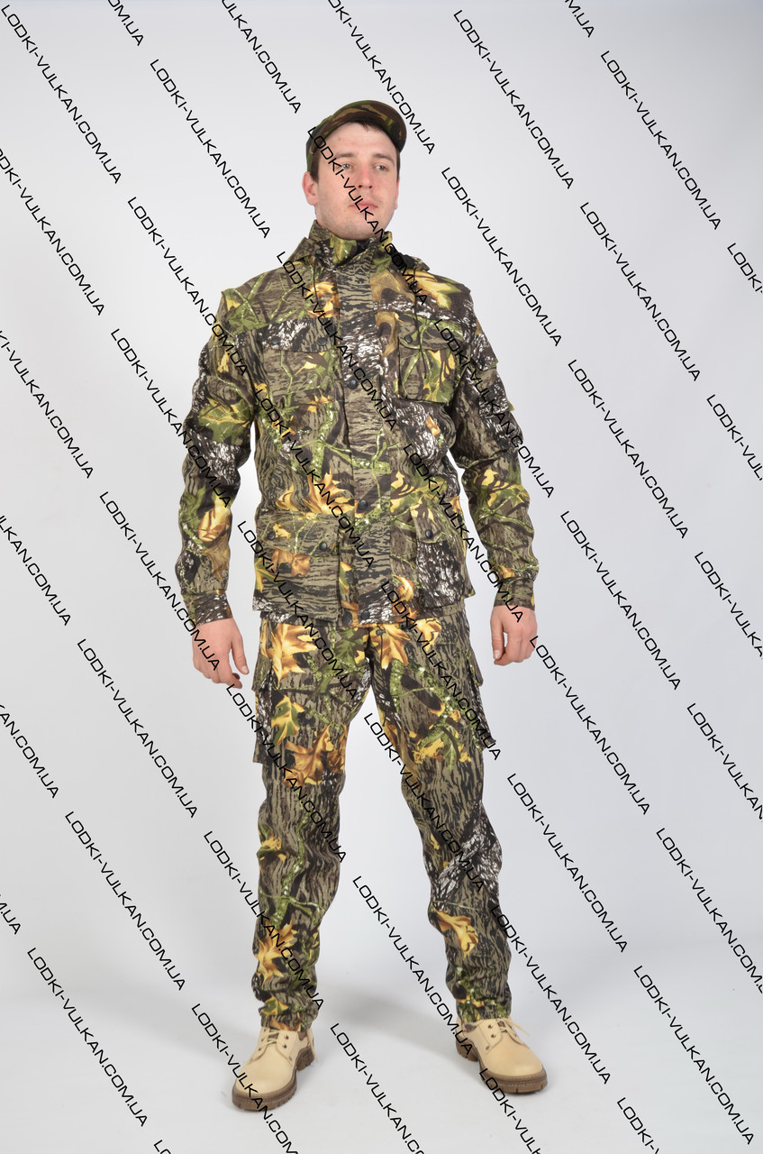 лучший материал для костюма рыбака