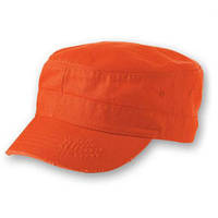 Кепка бейсболка немка оранжевая