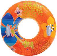 Надувной круг с ручками 58263 Intex