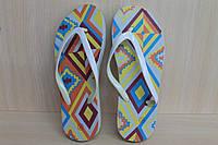 Детская обувь, подростковые, женские вьетнамки, шлепанцы для девочки тм JG р. 38,39