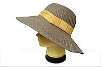 Стильная летняя молодежная шляпа