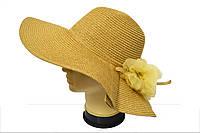 Оригинальная женская широкополая шляпа