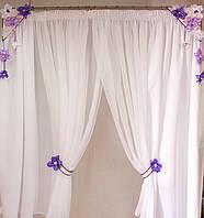 Декоративный ламбрекен (украшение , аксессуар для штор)