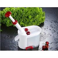 Машинка (прибор, отделитель) для удаления косточек из вишни Cherry and Oliver Corer HelferHoff