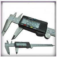 Штангенциркуль цифровой Sigma LCD 150 мм  Штангельциркуль электронный 150мм.  Измерения в мм/дюймы.