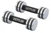 Гантели для финтнеса Kettler 2 шт по 5 кг