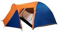 Туристическая палатка 3-х местная