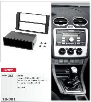 Рамка переходная Carav 10-001 Ford Focus 2, C-Max 05-11, S-Max, Fusion, Fiesta, Transit 06-11 2/1DIN