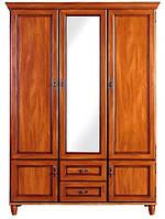 Шафа 3х дверний SZF 3D Нью Йорк / New York Гербор / Шкаф 3х дверный SZF 3D Нью-Йорк