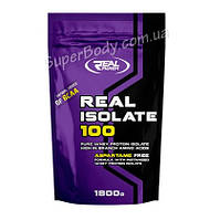 RealPharm  Real Isolate 100 1800 грамм. Протеин