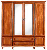 Шафа 4х дверний SZF 4D Нью Йорк / New York Гербор