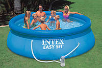 Надувной семейный бассейн Intex 28144
