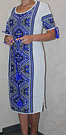 Платье вышиванка женская