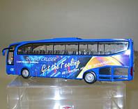 Машинка Автобус Туристический Dickie 3314826N