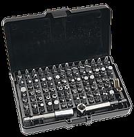 Набор Neo 06-104 из 99 отверточных насадок и битодержателей в пластиковом кейсе