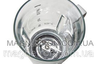 Чаша блендера 750мл в сборе для кухонного комбайна MUZ4MX3 Bosch 461509, фото 2