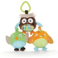 """Развивающая игрушка """"Совенок и его друзья"""" Skip Hop"""