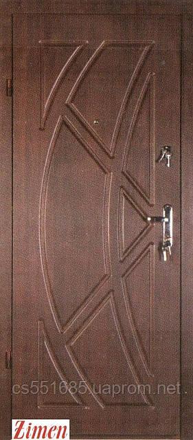купить с установкой клинскую металлическую дверь