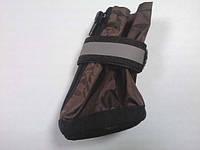 Ботинки зимние для собак. мини, 0, 1, 2, 3 размер (2,5-3,5 см).