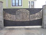 Ворота откатные кованые (MD-VKO-005)