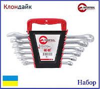 Набор ключей Intertool HT-1201