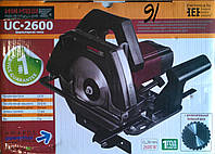 Пила циркулярная ИЦ -200/2600/2 диска INDUSTRIALLINE