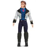 Принц Ханс Классическая Кукла Дисней Холодное сердце (фрозен) . Hans Classic Doll Frozen