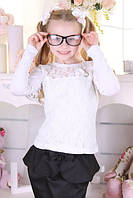"""Детская школьная блузка для девочки """"B2"""""""