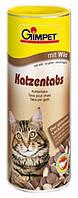 Витамины для котов и кошек Gimpet Katzentabs с дичью, 710 таблеток