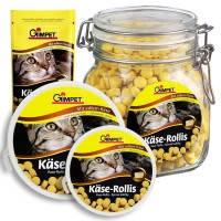 Витамины для котов и кошек Gimpet Kase-Rolli с сыром, 400 шт
