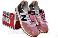 Женские кроссовки New Balance 996 pink
