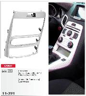 Рамка переходная Carav 11-391 Hyundai Genesis Coupe 09-12, Rohens Coupe 08+ 2DIN Left wheel