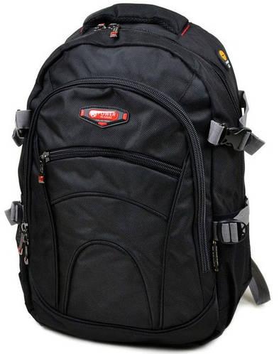 Универсальный спортивно-городской рюкзак 24 л. Power In Eavas 9609 black черный