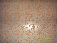 Коврик силиконовый текстурный для мастики Цветочки