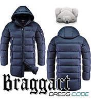 Зимние длинные мужские куртки Braggart