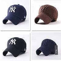 Качественные Бейсболки New Y. Кепка унисекс. Стильный головной убор. Оригинальное качество. Код: КШТ2