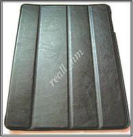 Черный кожаный чехол-книжка Smart Case Premium для планшета Samsung Galaxy Tab S 10.5 T800 T805